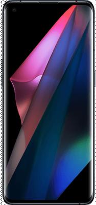Find X3 Pro 256GB Black