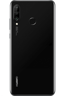 P30 Lite - 128GB Midnight zwart