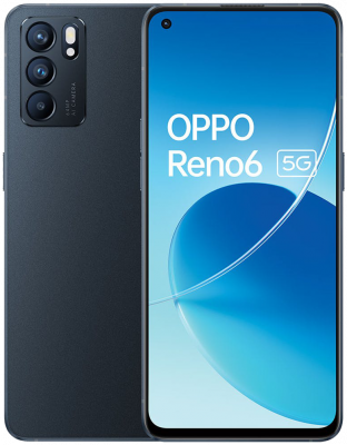 Reno6 128GB Black