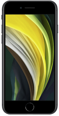 iPhone SE 128GB Zwart