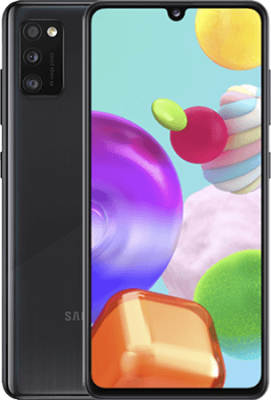 Galaxy A41 64GB Zwart