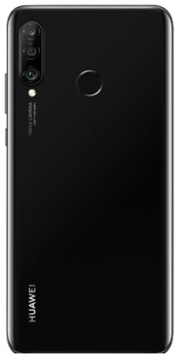 P30 Lite New Edition 256GB Black