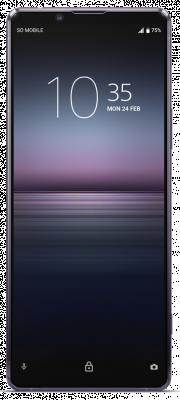Xperia 1 II 256GB Paars