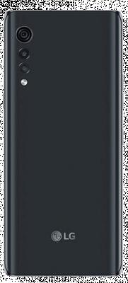 Velvet 128GB Aurora Gray