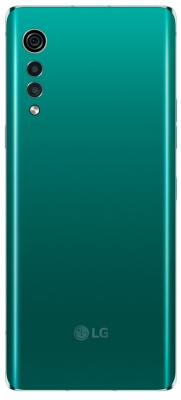 Velvet 128GB Aurora Green