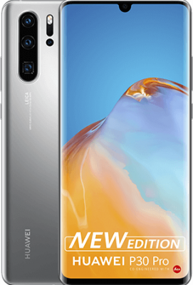 P30 Pro New Edition 256GB Silver Frost
