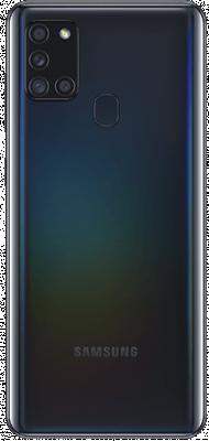 Galaxy A21s 64GB Zwart