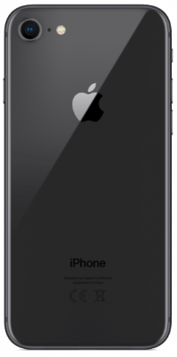 iPhone 8 - 64GB Space Grey