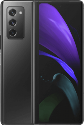Galaxy Z Fold 2 256GB Zwart