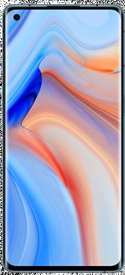 Reno 4 Pro 256GB Blauw