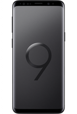 Galaxy S9 - 64GB Midnight black