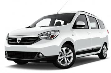Dacia Lodgy Private Lease