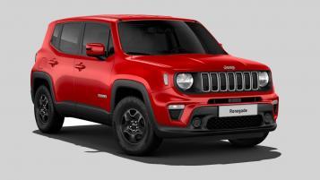 Jeep Renegade Private Lease