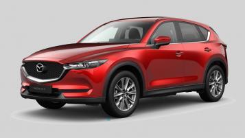 Mazda CX5 Private Lease