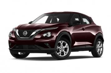 Nissan Juke Private Lease