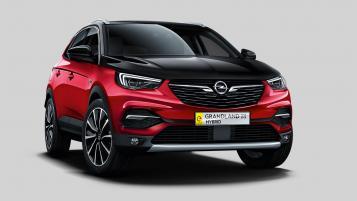 Opel Grandland Private Lease