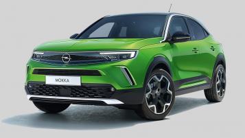 Opel Mokka-e Private Lease