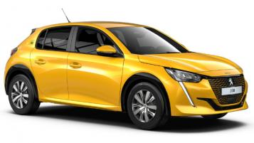 Peugeot E-208 Private Lease