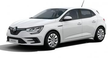 Renault Mégane Private Lease