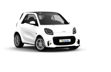 smart ForTwo Private Lease