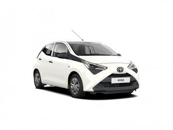 Toyota AYGO Private Lease