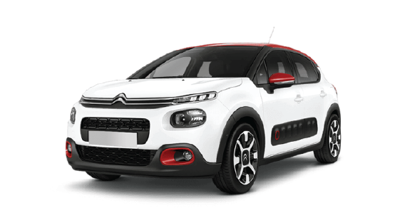 Citroën C3 Private Lease